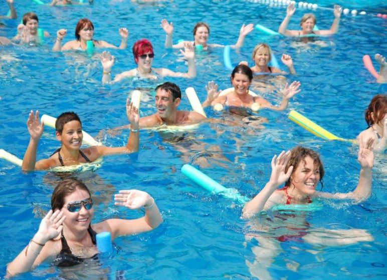 Aquafitness órák mindenkinek | Aquafitness Budapest